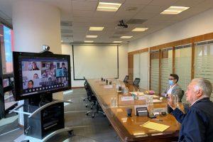 Se reúne titular de CFE con diputados de Morena por tema de tarifas eléctricas