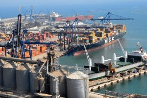 Reporta Apiver reducción de 7.3% en movimiento de carga en el Puerto de Veracruz
