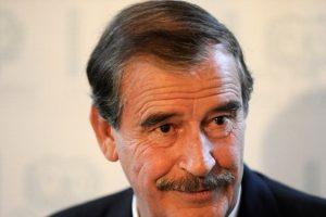Vicente Fox cobra 5 mil pesos por cantarte 'Las Mañanitas' (+video)