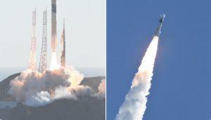 Emiratos Árabes Unidos lanza con éxito sonda espacial hacia Marte