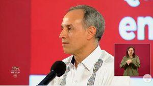 «Tenemos una buena relación con el gobernador de Tabasco», asegura López-Gatell