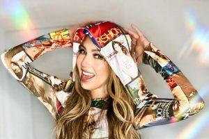 Thalía planea grabar un disco de alabanzas
