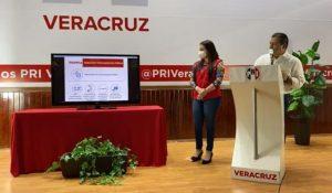PRI presenta acción de inconstitucionalidad contra Reforma Electoral en Veracruz