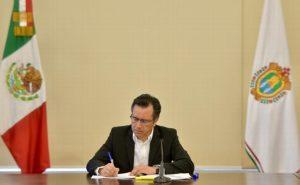 Por impacto del COVID-19, gobierno de Veracruz analiza solicitar crédito de 2 mmdp: Gobernador