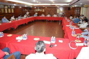 Ratifican a Adán Merodio Hernández como presidente de la UGRT, no descarta auditorías