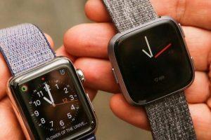 ¿Fitbit o Apple Watch podrán alertar sobre personas con Covid-19?