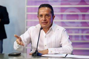 Las medidas para disminuir la movilidad en Chetumal se mantendrán e intensificarán en los próximos 14 días: Carlos Joaquín