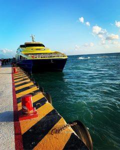 Aumentan pasaje del ferry a Cozumel para turistas y quintanarroenses