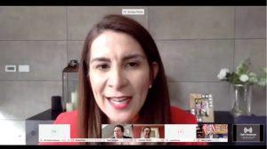 El T-MEC va a ayudar, pero se necesita generar confianza, asegurar inversiones, tender puentes: Soraya Pérez