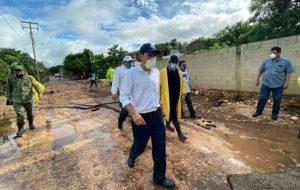 El gobernador Mauricio Vila reconoce la difícil situación financiera que atraviesan los municipios