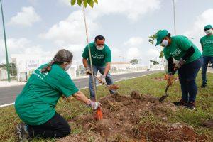 Las acciones municipales a favor del medioambiente, firmes a pesar de la pandemia: Renán Barrera