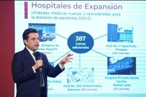 Emprende IMSS diversas acciones para que nadie se quede sin hospitalización ante Covid-19