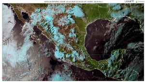Se esperan lluvias intensas en Guanajuato y Michoacán