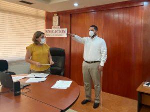 Nombran a Noé Daniel Herrera director general del ITSLV
