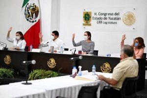 Aprueban en Comisión, empréstitos a Mérida, Progreso y Umán