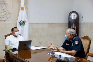 A nivel nacional reconocen el buen desempeño del Ayuntamiento de Mérida en materia de seguridad