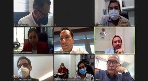 Pide el gobernador Mauricio Vila a hospitales del IMSS e Issste atender con calidez a pacientes que dependen