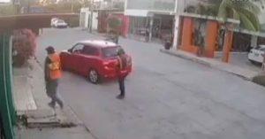 Inicia FGE carpeta de investigación por robo con violencia en Benito Juarez