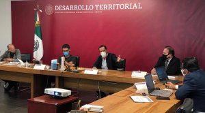 El gobernador de Yucatan, Mauricio Vila solicita a la Sedatu que apoyo de Fonden llegue a más familias que vieron afectadas sus viviendas