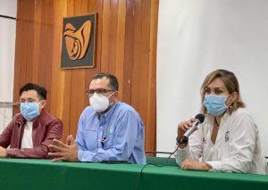 """IMSS en Yucatán recibe """"Brigada COVID"""" para reforzar atención médica"""
