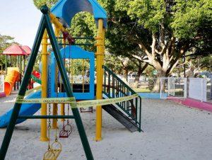 Ayuntamiento de Mérida exhorta a la población a no acudir a canchas y campos deportivos de parques