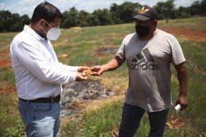 Gobierno del Estado ya entregó más de 3.5 mdp en créditos para el campo yucateco