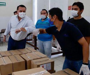 Renán Barrera integra a los jóvenes al trabajo municipal para fortalecer la transparencia