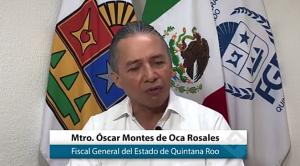 Detiene FGE en Cancún al hombre que habría violado y degollado a una mujer hallada en la zona hotelera: Anunció Fiscal