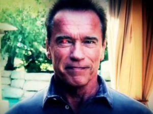Schwarzenegger quiere ser presidente de Estados Unidos