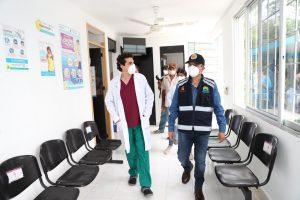 Inicia la construcción del hospital temporal para pacientes con covid-19 en Chetumal: Carlos Joaquín