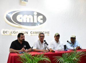 Se preparan constructores de Campeche para iniciar reactivación económica