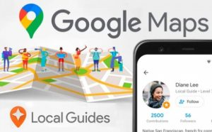 Google Maps se tranforma en red social