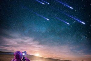 Cuándo se podrá observar la lluvia de meteoros