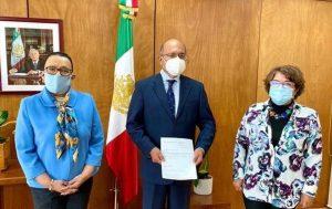 Rinden protesta nuevos directores de Administraciones Portuarias de Tuxpan, Altamira y Tampico
