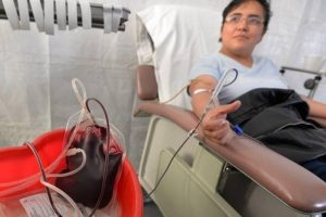 México lanza estrategia con Facebook para promover la donación de sangre