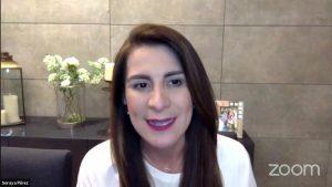 Gobierno Federal debe aportar mayor presupuesto para programas de inclusión tecnológica: Soraya Pérez
