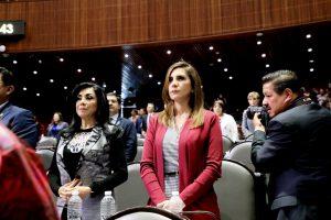Invertir en mas refinerias aumenta las perdidas en Pemex y pone en riesgo la estabilidad de las finanzas nacionales: Soraya Perez