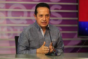 """El programa """"Médico en tu Chamba"""" va a seguir creciendo para la protección de los trabajadores y sus familias: Carlos Joaquín"""