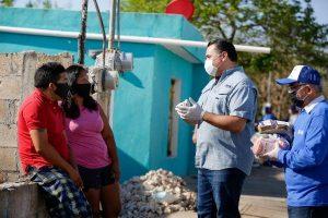 Ayuntamiento de Mérida enfoca esfuerzos en mantener los apoyos para la población