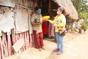 """Reconoce la ONU a """"Yucatán Solidario"""" como una de las iniciativas más humanitarias"""