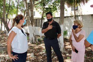 Vecinos de Cancún fueron olvidados por autoridades municipales y estatales: Marybel Villegas