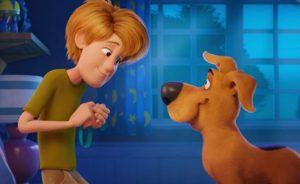 La nueva cinta de Scooby que es un sedante para niños y adultos