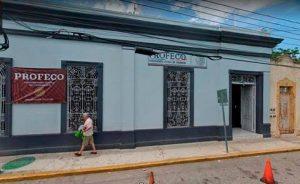 Cierra Profeco Mérida una semana por un caso positivo de Covid-19