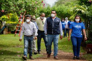 El vivero de Mérida, pieza clave para el cuidado y fomento de los recursos naturales: Renán Barrera