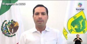 Medidas implementadas en  Yucatán estan dando buenos resultados ante el Covid-19:  Mauricio Vila