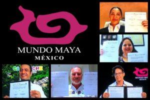 Sectur firma convenio para el fortalecimiento de la región Mundo Maya México