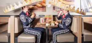 Burger King anticipa la Navidad en México para ayudar a cerrar el 2020