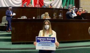 Insiste la diputada federal por Yucatán, Cecilia Patrón en ayudar a mexicanos sin empleo