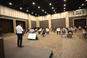 Plantea el gobernador Mauricio Vila panorama de Yucatán ante la pandemia del Coronavirus