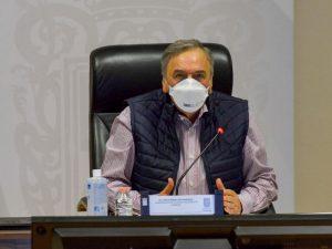 Informe de Gobierno de Campeche se apegará a protocolos sanitarios: Aysa González